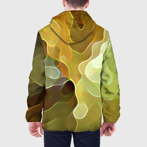 Мужская куртка 3D  Фото 05, Злые грибы