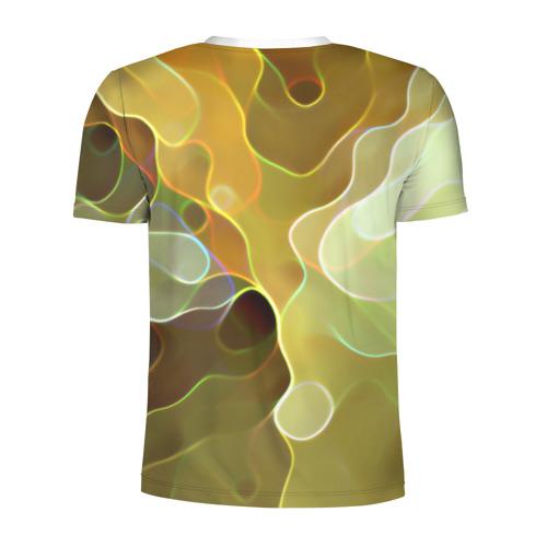 Мужская футболка 3D спортивная  Фото 02, Злые грибы