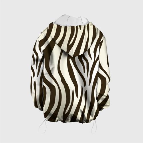 Детская куртка 3D Шкура зебры Фото 01