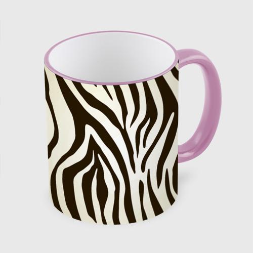 Кружка с полной запечаткой  Фото 01, Шкура зебры