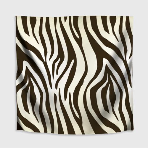 Скатерть 3D Шкура зебры Фото 01