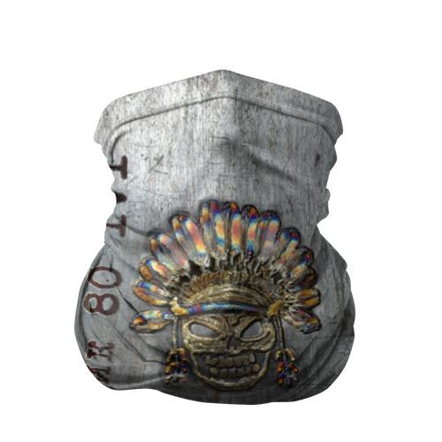Бандана-труба 3D сварщик 80 уровня