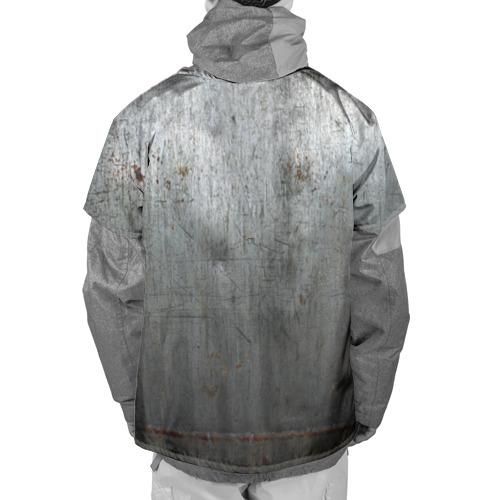 Накидка на куртку 3D  Фото 02, сварщик 80 уровня