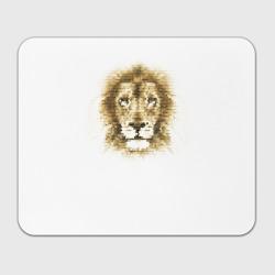 Лев из шестиугольников