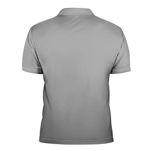 Мужская рубашка поло 3D  Фото 02, не перечь боксеру!