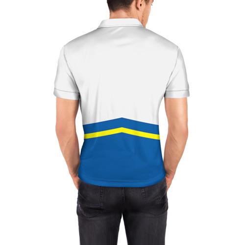 Мужская рубашка поло 3D  Фото 04, husqvarna