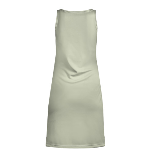 Платье-майка 3D  Фото 02, Друзья