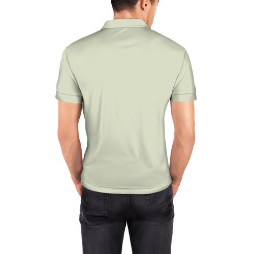 Мужская рубашка поло 3D  Фото 04, Друзья