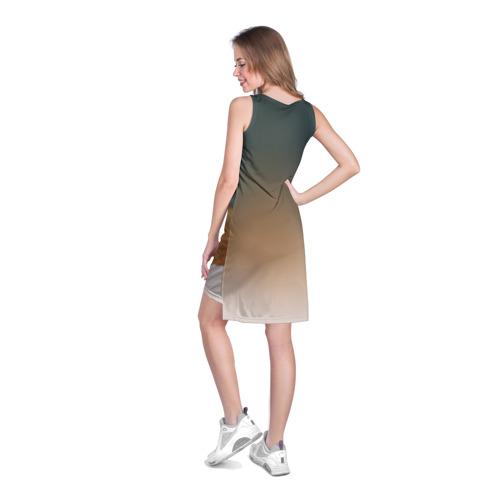 Платье-майка 3D  Фото 04, Рисунок
