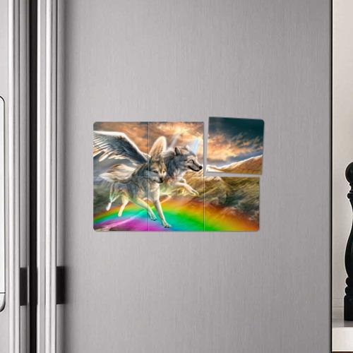 Магнитный плакат 3Х2  Фото 04, Фантазия
