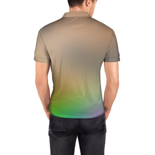 Мужская рубашка поло 3D  Фото 04, Фантазия