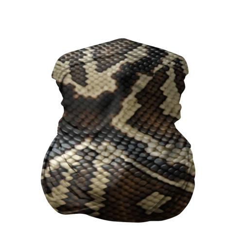 Бандана-труба 3D Кожа змеи