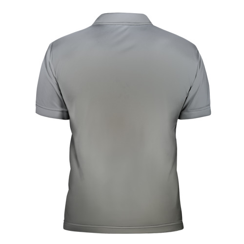 Мужская рубашка поло 3D  Фото 02, Мягкие ушки