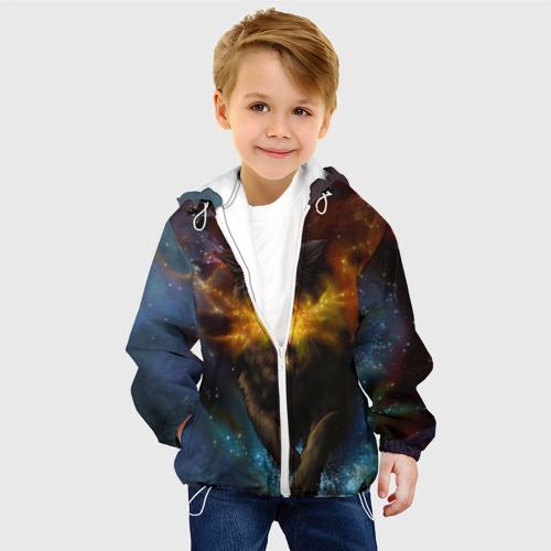 Детская куртка 3D  Фото 03, Star Wolf