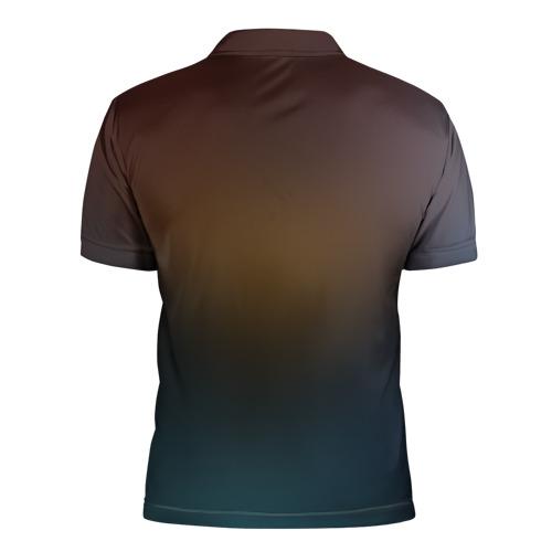 Мужская рубашка поло 3D  Фото 02, Star Wolf