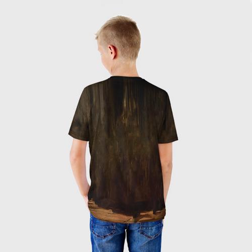 Детская футболка 3D  Фото 02, Люцифер
