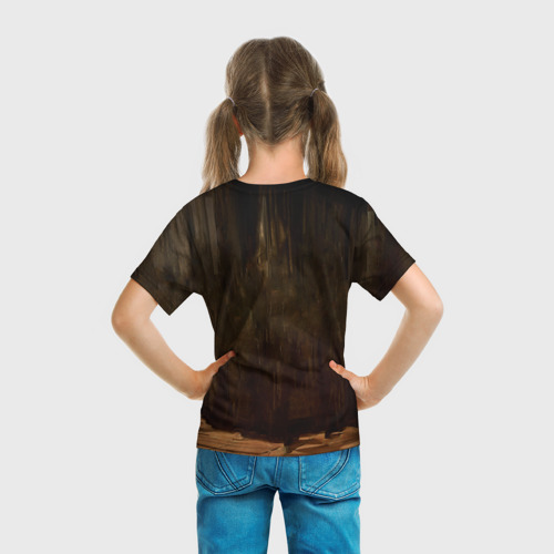 Детская футболка 3D  Фото 04, Люцифер