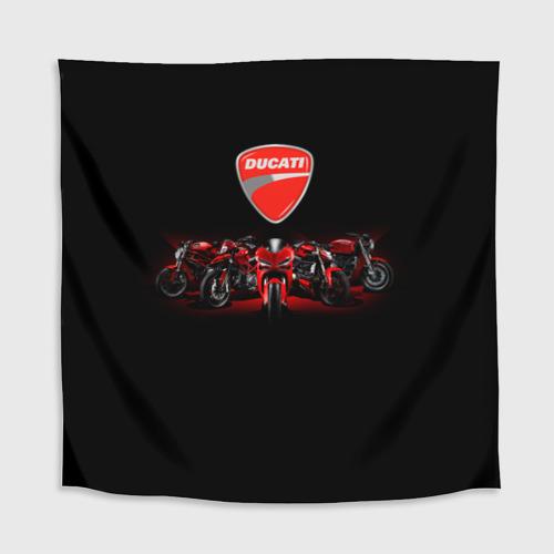 Скатерть 3D  Фото 02, Ducati 5
