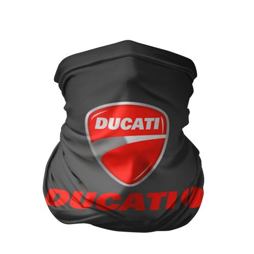 Бандана-труба 3D  Фото 01, Ducati 3