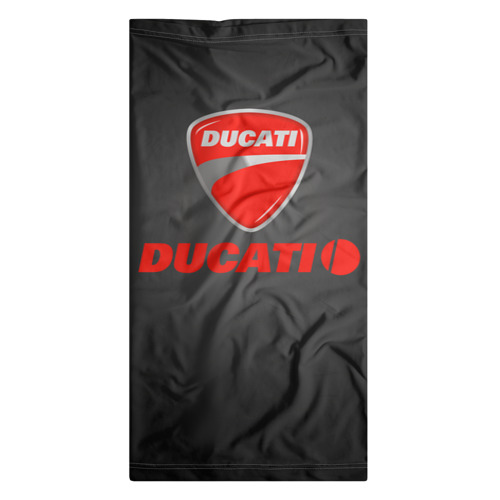Бандана-труба 3D  Фото 07, Ducati 3