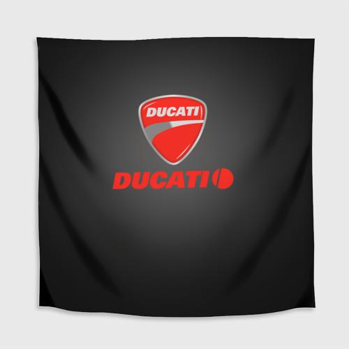 Скатерть 3D  Фото 02, Ducati 3