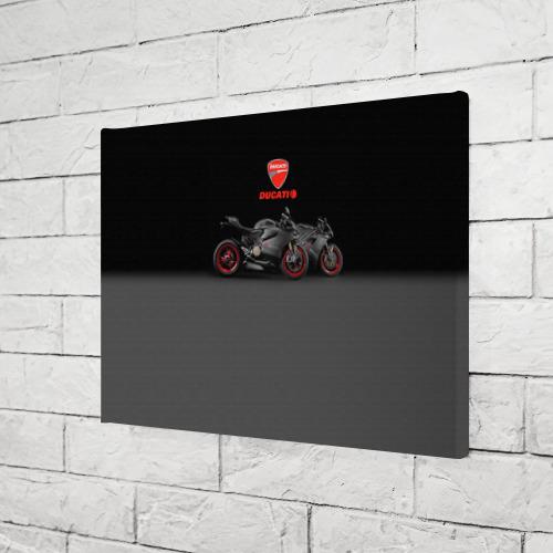 Холст прямоугольный  Фото 03, Ducati 2