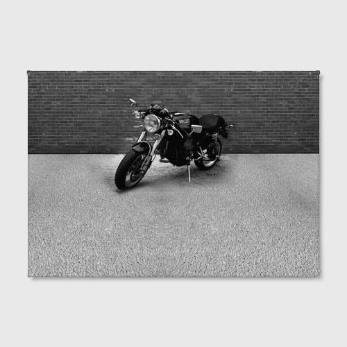 Холст прямоугольный  Фото 02, Ducati 1