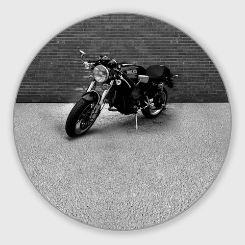 Коврик для мышки круглый Ducati 1 Фото 01