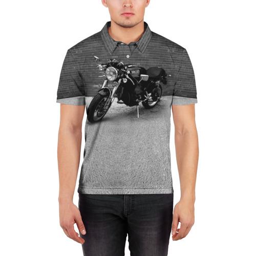Мужская рубашка поло 3D  Фото 03, Ducati 1