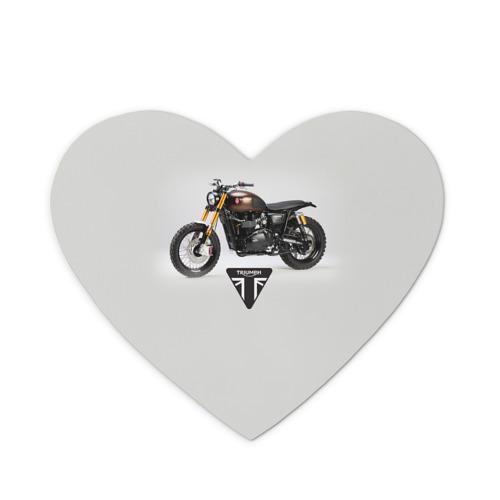 Коврик для мыши сердце  Фото 01, Triumph 3