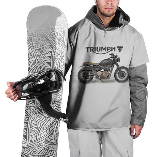 Накидка на куртку 3D  Фото 01, Triumph 2