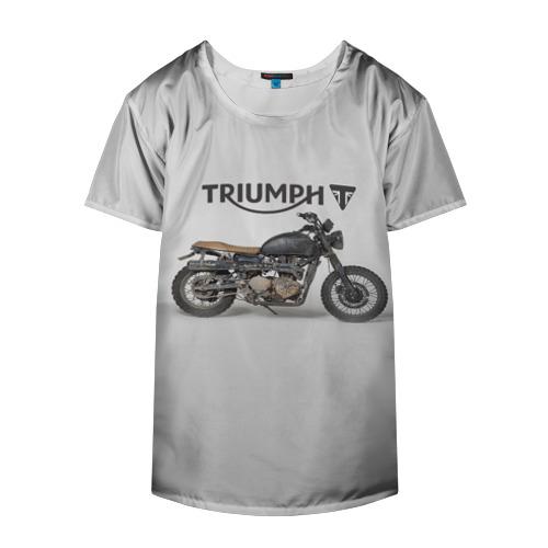 Накидка на куртку 3D  Фото 04, Triumph 2