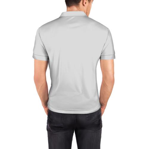 Мужская рубашка поло 3D  Фото 04, Triumph 2