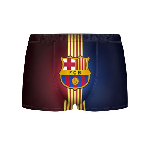 Мужские трусы 3D Barcelona FC Фото 01