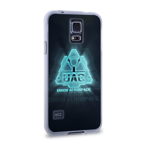 Чехол для Samsung Galaxy S5 силиконовый  Фото 02, Union Aerospace corporation