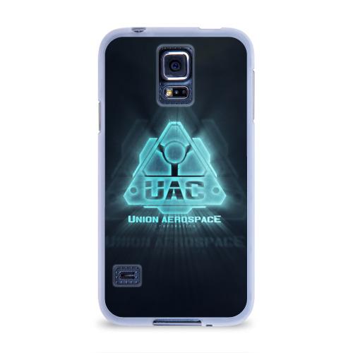 Чехол для Samsung Galaxy S5 силиконовый  Фото 01, Union Aerospace corporation