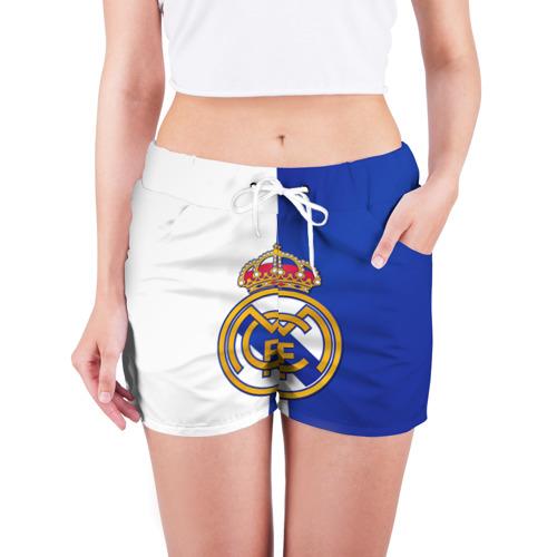 Женские шорты 3D  Фото 03, Real Madrid