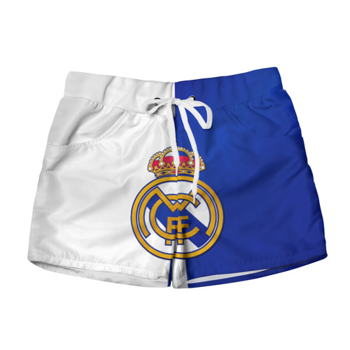 Женские шорты 3D  Фото 01, Real Madrid
