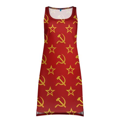 Платье-майка 3D  Фото 01, СССР