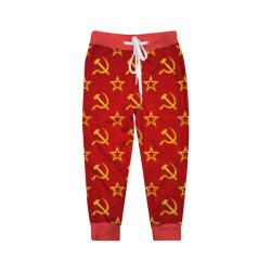 Детские брюки 3DСССР