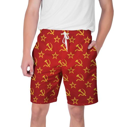 Мужские шорты 3D СССР