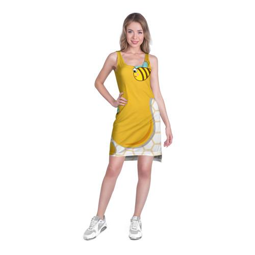Платье-майка 3D  Фото 03, Пчелки