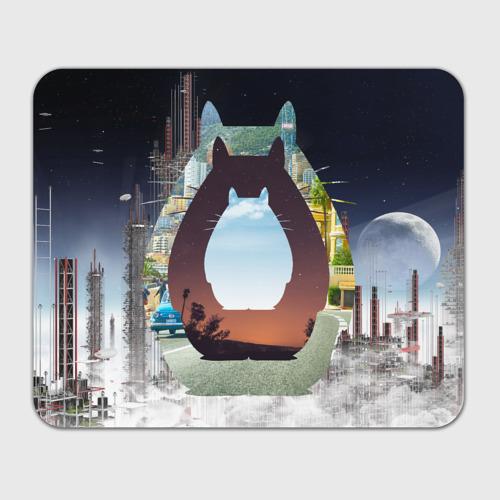Коврик для мышки прямоугольный  Фото 01, Totoro
