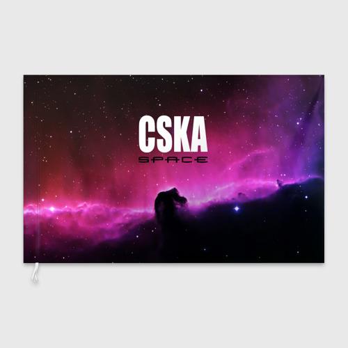Флаг 3D  Фото 03, CSKA space
