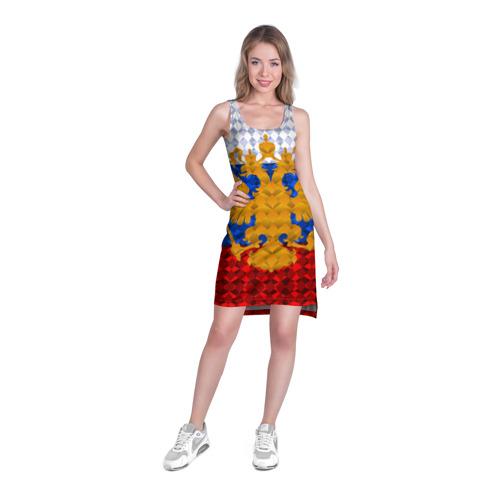 Платье-майка 3D  Фото 03, Россия