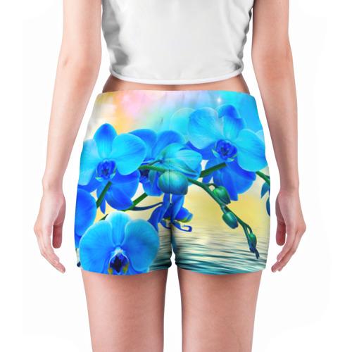 Женские шорты 3D  Фото 04, Орхидеи