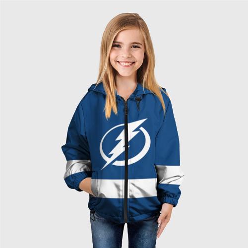 Детская ветровка 3D Tampa Bay Lightning Фото 01