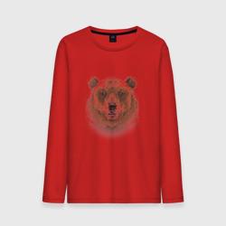 Медведь из шестиугольников