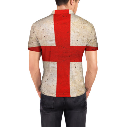 Мужская рубашка поло 3D  Фото 04, English Premier League