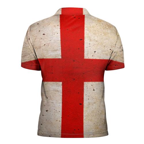 Мужская рубашка поло 3D  Фото 02, English Premier League